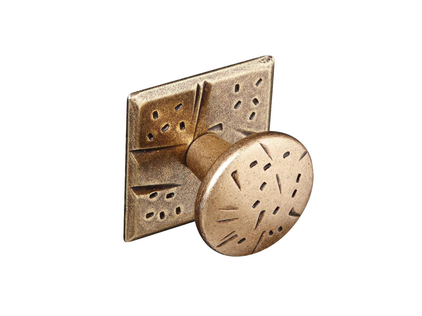 brass-knob-&-plate